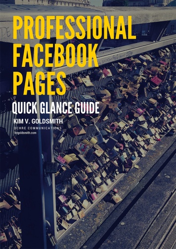 Professional Facebook Pages: Quick Glance Guide
