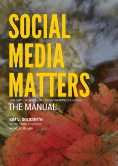 Social Media Matters digital marketing training Kim V. Goldsmith Dubbo NSW