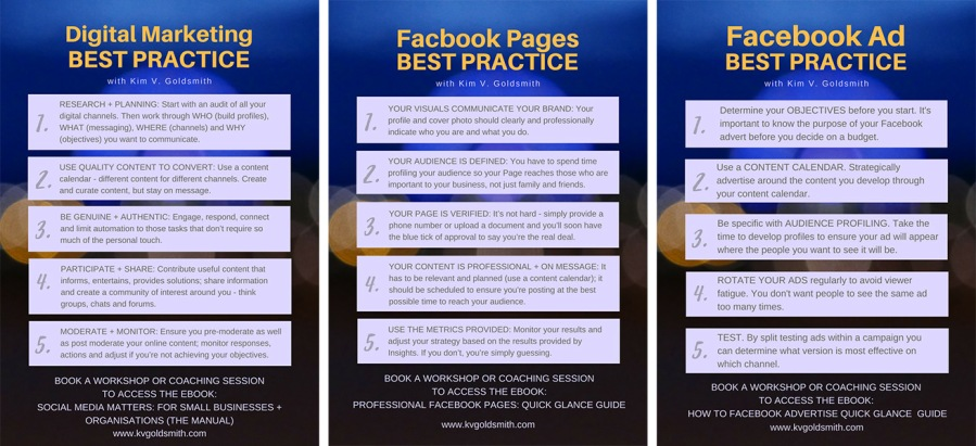 social media matters best practice free downloads