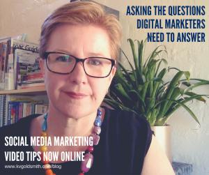 Kim V Goldsmith digital marketing social media