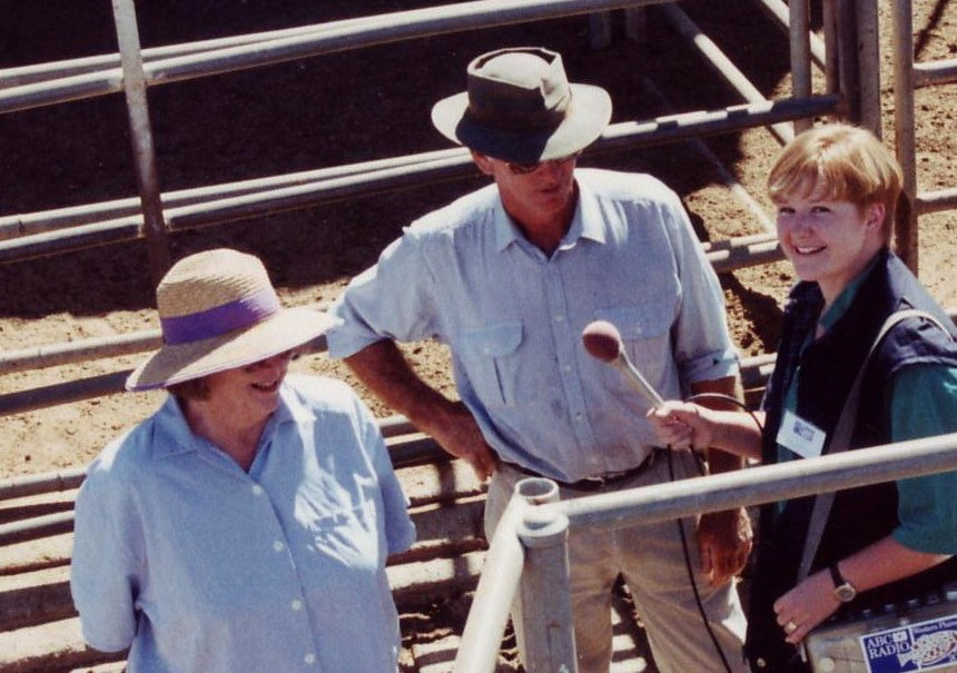 Kim V Goldsmith ABC Rural Reporter